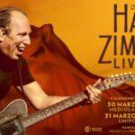 Hans Zimmer in concerto al Mediolanum Forum di Milano