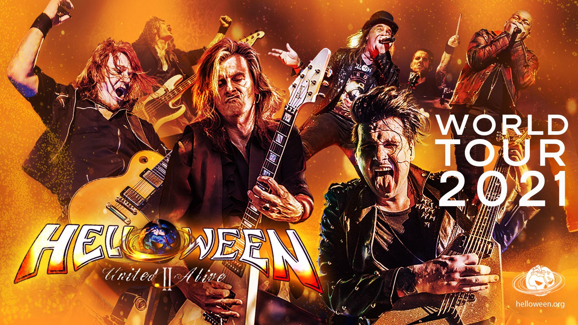 Helloween United Alive World Tour Part II, Lorenzini District Milano