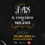 J-Ax in concerto al Mediolanum Forum di Milano