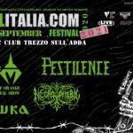 Metalitalia Festival 2021, Live Music Club Trezzo sull'Adda