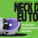 Neck Deep, Magazzini Generali Milano