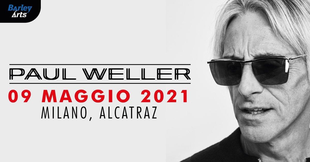 Paul Weller, Alcatraz Milano