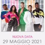 Pentatonix: The World Tour, Lorenzini District Milano