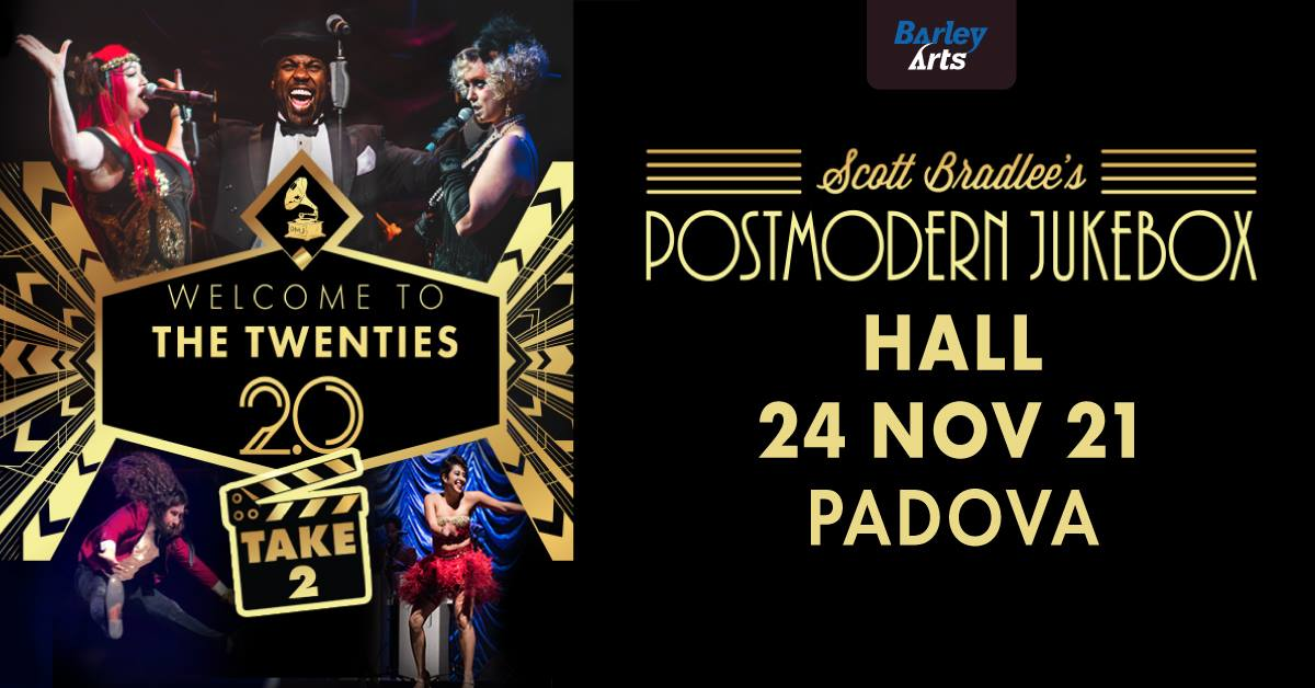 Postmodern Jukebox live, Hall Padova