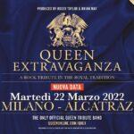Queen Extravaganza, Alcatraz Milano
