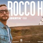Rocco Hunt in concerto al Fabrique di Milano