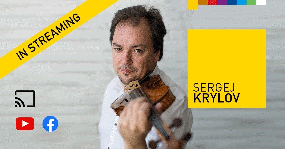 Sergej Krylov, Ort, in streaming
