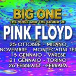 The voice and the sound of Pink Floyd, Big One
