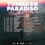 Tommaso Paradiso in concerto al Mediolanum Forum di Milano