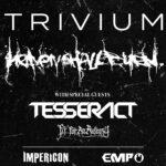 Trivium + Heaven Shall Burn Tour 2021, Alcatraz Milano