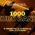 1000 Euro in palio Band Battle, Barrio's Live Milano
