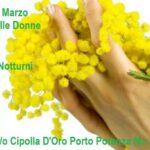 Anticipo Festa della Donna al ristorante La Cipolla D'Oro di Porto Potenza Picena