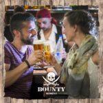 Bounty, il pranzo a Rimini