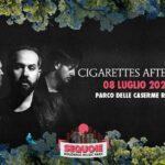 Cigarettes After Sex live a Bologna, Sequoie Music Park