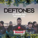 Deftones, Sequoie Music Park Bologna