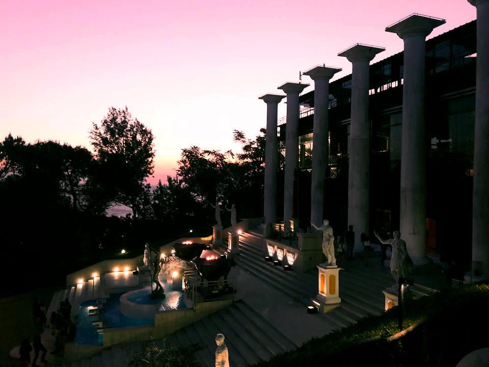 Discoteca Baia Imperiale, il Lunedì notte d'europa