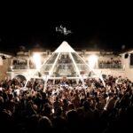 Discoteca Villa Delle Rose di Riccione, la notte fashion