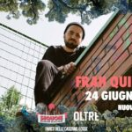 Frah Quintale in concerto, Parco Caserme Rosse Bologna