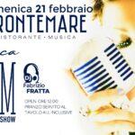 Frontemare Rimini, pranzo con live di Monica Harem