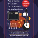 Jam Session Free Barrio's Live Milano