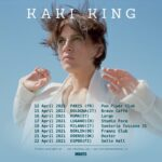 Kaki King live, Largo Venue di Roma