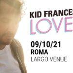 Kid Francescoli live al Largo Venue di Roma