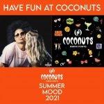 La grande festa alla Discoteca Coconuts di Rimini