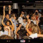 La movida di San Benedetto alla discoteca Geko