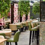 La Serra di Civitanova Marche, pranzo nel tetto di cristallo