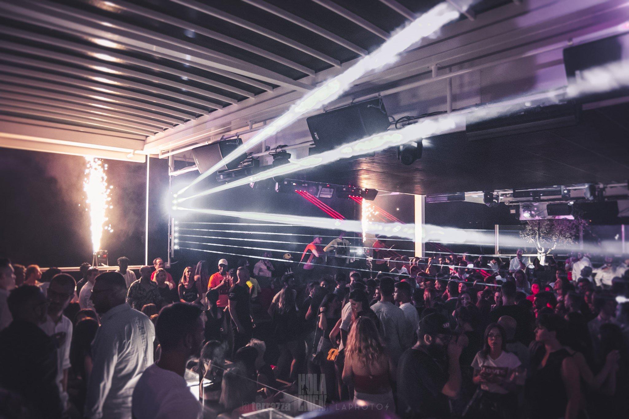 La Terrazza discoteca, la notte reggaeton di San Benedetto Del Tronto