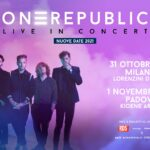 OneRepublic, Lorenzini District Milano