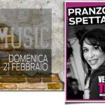 Pranzo con Spettacolo Live al Santa Monica di Ancona