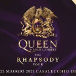 Queen + Adam Lambert, The Rhapsody Tour, Unipol Arena Bologna