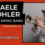 Raffaele Kohler Swing Band, Spank Osteria della Birra Milano