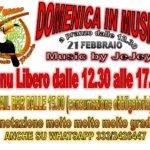 Ristorante Tucano Senigallia, Domenica in musica