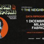 The Neighbourhood in concerto al Fabrique di Milano