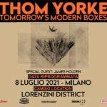 Thom Yorke in concerto al Lorenzini District di Milano