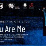 You Are Me dal Teatro Persiani