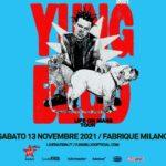 Yungblud, Fabrique Milano