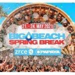Big Beach Spring Break Zrce 2021