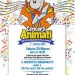 Concerto animato Ancona, evento online