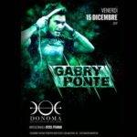 Gabry Ponte al Donoma