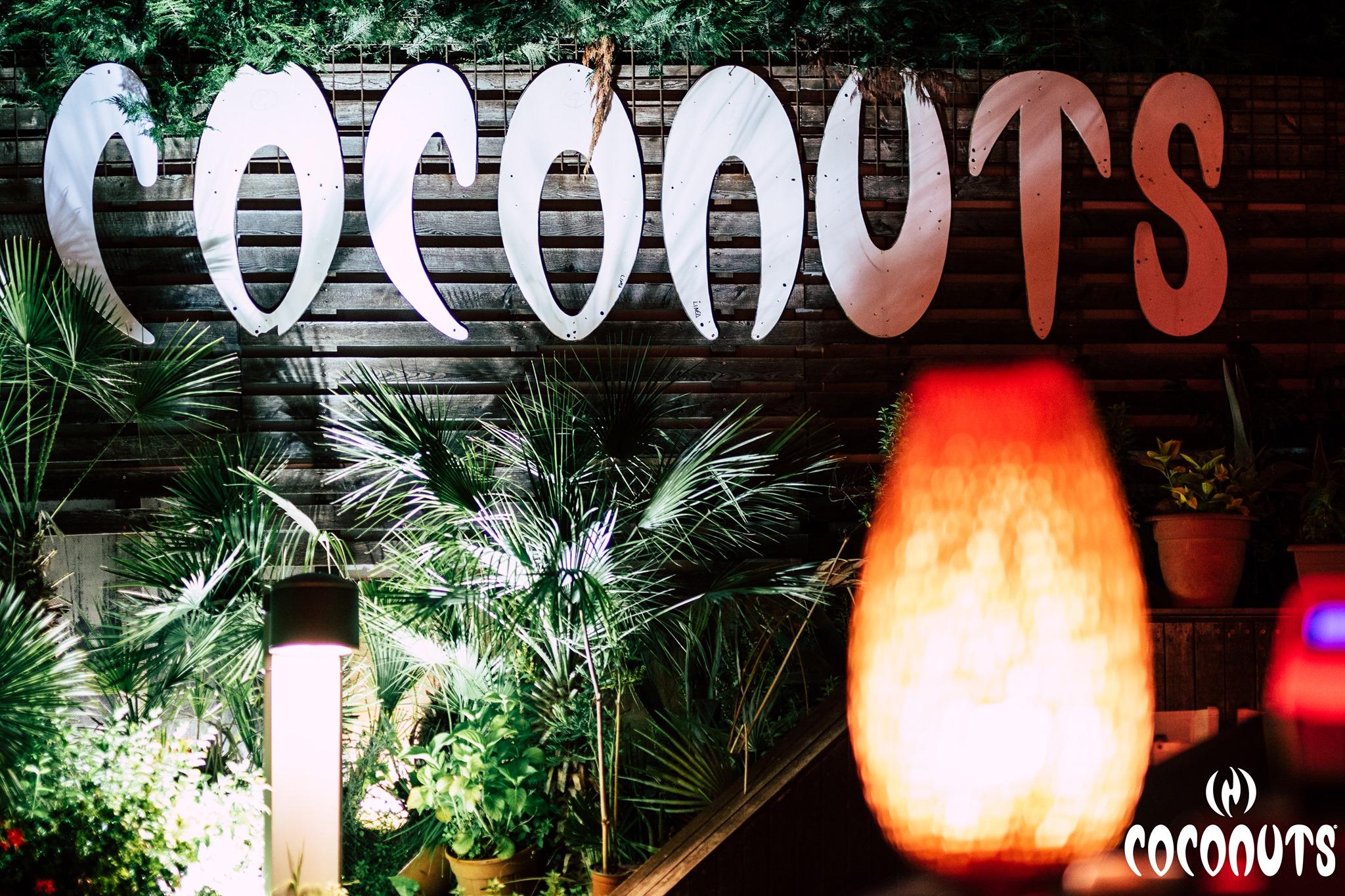 Il formidabile appuntamento della Discoteca Coconuts di Rimini