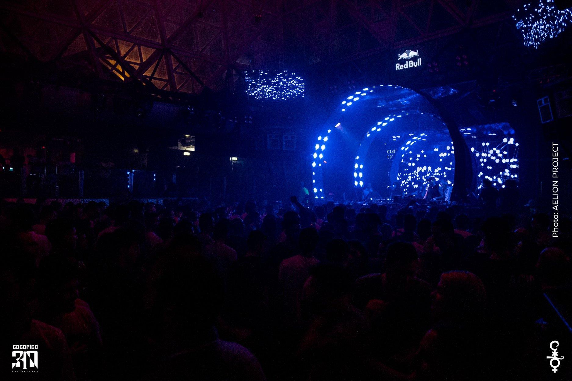 Il grandioso evento di fine Agosto alla Discoteca Cocoricò di Riccione