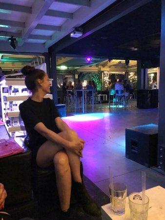 Jonathan discoteca ristorante di San Benedetto Del Tronto, il Sabato