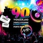 90 Wonderland al Mia Clubbing