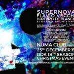 Discoteca Numa di Bologna, Natale Dok
