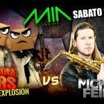 Djs From Mars e Michael Feiner alla Discoteca Mia di Porto Recanati