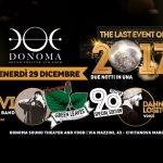 Remember Green Leaves alla discoteca Donoma di Civitanova Marche
