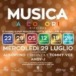 Albertino, Meduza, Tommy Vee e And J al Musica di Riccione